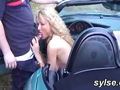 2 hot milfs and firemen - amateur compilation