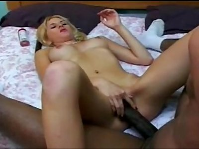 Mr 18 fucks a white man's wife